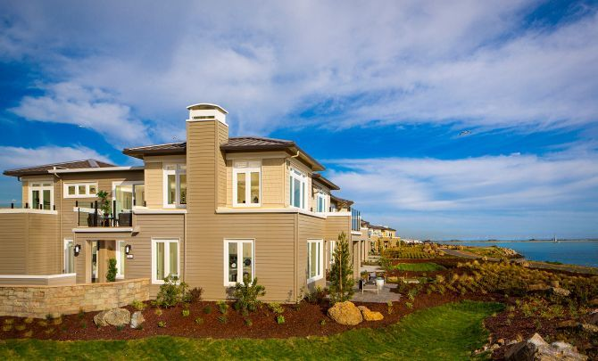 Single Family for Active at Waterline - Plan 2c 101 Seacliff Drive Point Richmond, California 94801 United States