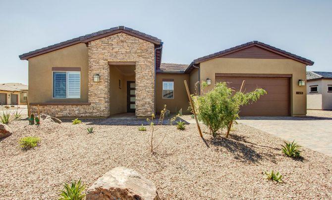 Single Family for Active at Cordoba 29610 N Kendrick Ct Rio Verde, Arizona 85263 United States