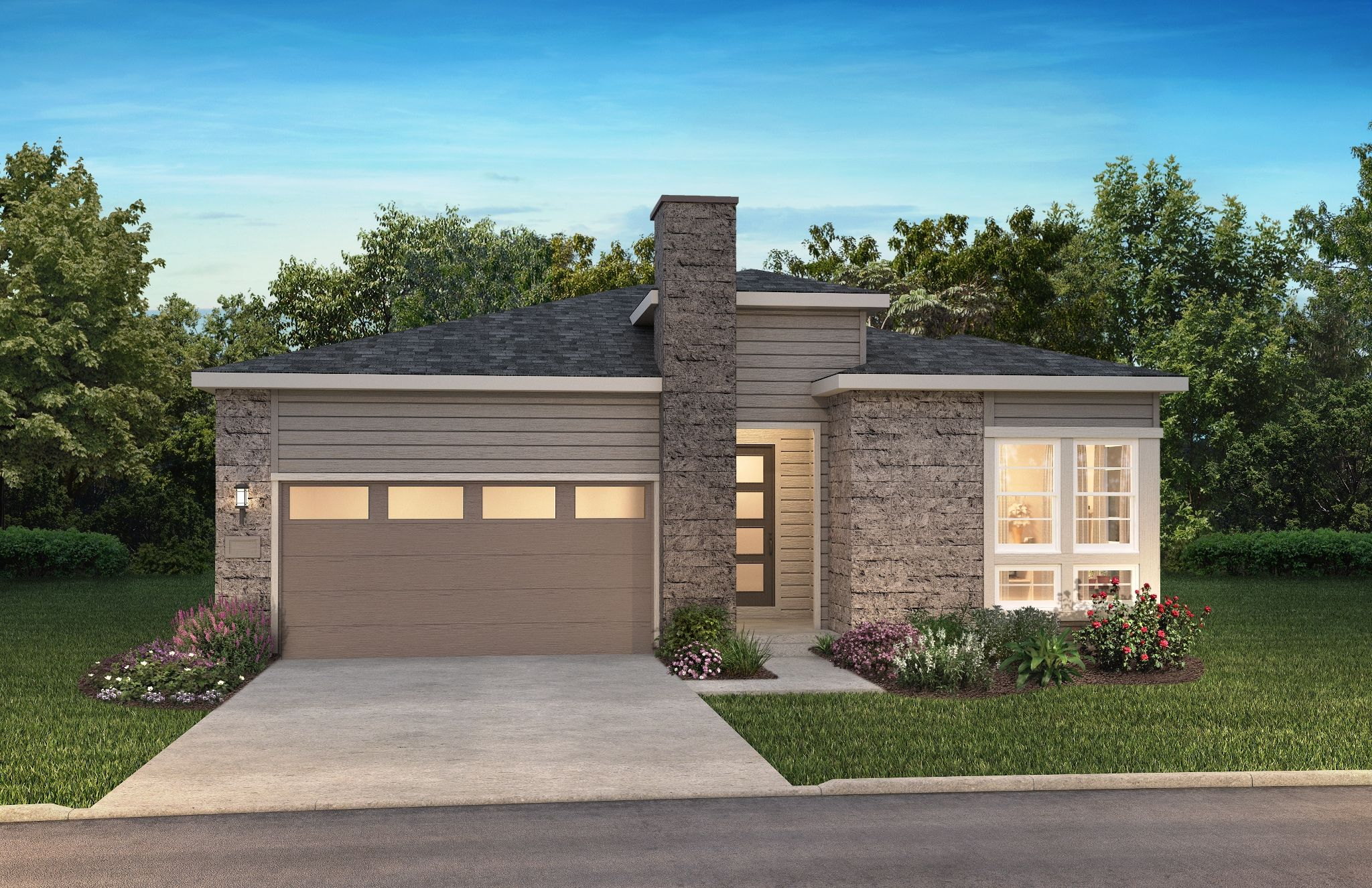 Single Family for Active at 4082 Heritage 2115 Rim Ridge Drive Castle Pines, Colorado 80108 United States