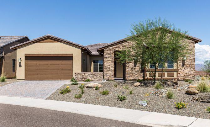 Single Family for Active at Latigo 3907 Gold Ridge Road Wickenburg, Arizona 85390 United States