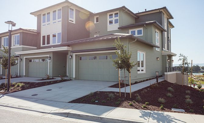 Single Family for Active at Waterline - Plan 4d 101 Seacliff Drive Point Richmond, California 94801 United States