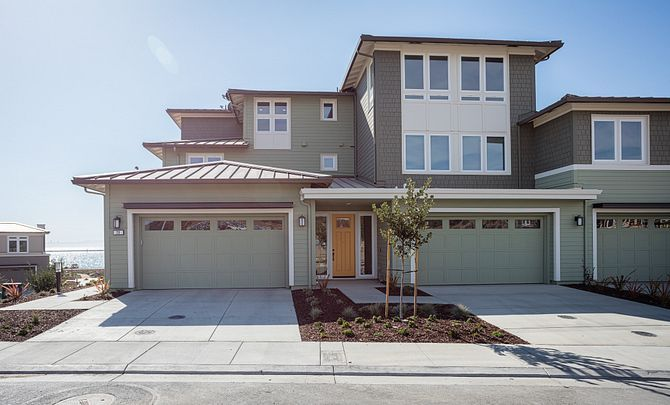 Single Family for Active at Waterline - Plan 4e 101 Seacliff Drive Point Richmond, California 94801 United States