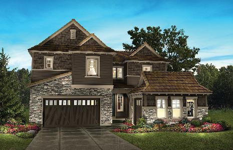 Single Family for Sale at Backcountry - Shadow Walk Collection - 4502 - Autumn Haven 266 Sandalwood Place Highlands Ranch, Colorado 80126 United States