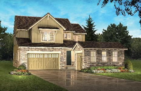 Single Family for Sale at Backcountry - Shadow Walk Collection - 4506 - Skydance 266 Sandalwood Place Highlands Ranch, Colorado 80126 United States