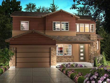 Single Family for Sale at Stepping Stone - Spaces Discovery Collection - Plan 5002 11111 Watermark Avenue Parker, Colorado 80134 United States