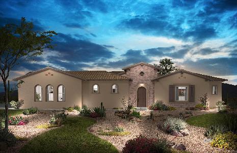 Single Family for Sale at Vista Montaña Ii - 8404 Westmont 7750 W Artemisa Avenue Peoria, Arizona 85383 United States