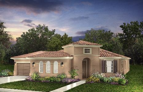 Single Family for Sale at Mountain House - Umbria - Umbria Plan 1 1119 Vecindad Street Mountain House, California 95391 United States