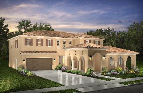 Single Family for Sale at Mountain House - Umbria - Umbria Plan 4 599 Castellina Ct. Mountain House, California 95391 United States