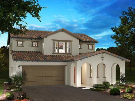 Single Family for Sale at Colina At Waterstone - Colina Plan 1 7135 Stonebrooke Drive Vallejo, California 94591 United States