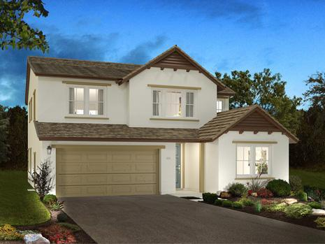 Single Family for Sale at Colina At Waterstone - Colina Plan 2 7135 Stonebrooke Drive Vallejo, California 94591 United States
