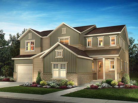 Single Family for Sale at 5101 - Suncatcher 186 Horizon Avenue Erie, Colorado 80516 United States