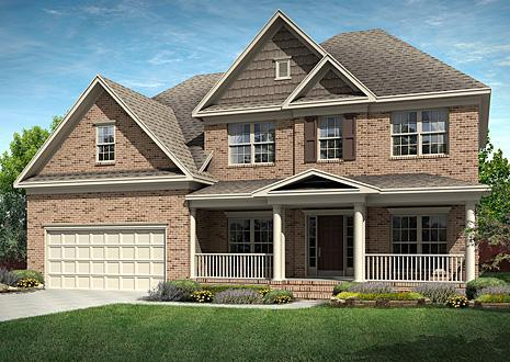 Habersham Gardens New Homes In Fort Mill Sc By Shea