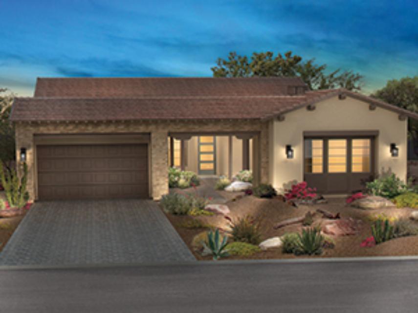 Single Family for Sale at Trilogy At Wickenburg Ranch - Latigo 3312 Maverick Drive Wickenburg, Arizona 85390 United States