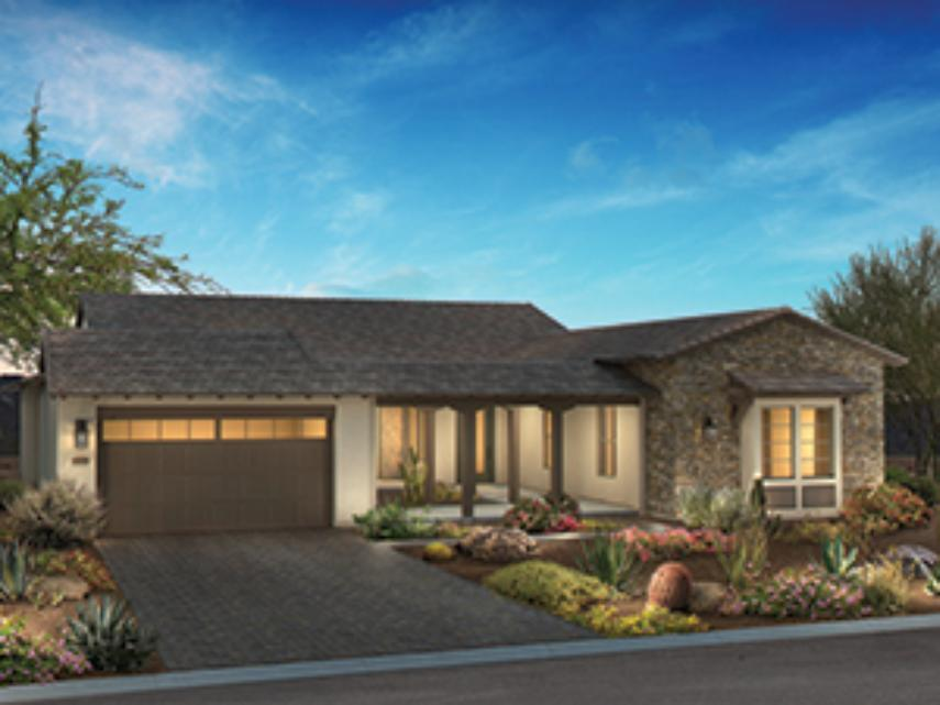 Single Family for Sale at Trilogy At Wickenburg Ranch - Lyra 3312 Maverick Drive Wickenburg, Arizona 85390 United States