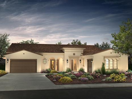 Single Family for Sale at Vista Dorado - Vista Dorado Plan 2 2270 Reserve Drive Brentwood, California 94513 United States