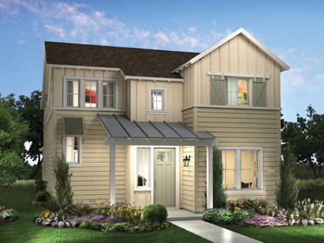 Single Family for Sale at The Cannery - Persimmon - Persimmon Plan 1 1809 Cannery Loop Davis, California 95616 United States
