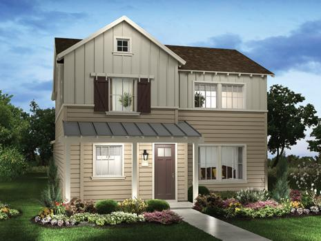 Single Family for Sale at The Cannery - Persimmon - Persimmon Plan 2 1809 Cannery Loop Davis, California 95616 United States