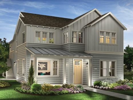 Single Family for Sale at The Cannery - Persimmon - Persimmon Plan 3 1809 Cannery Loop Davis, California 95616 United States