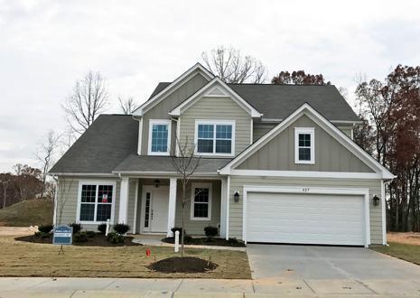 Single Family for Sale at Del Mar 427 Broadleaf Drive Denver, North Carolina 28037 United States