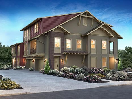 Multi Family for Sale at Sage - Harmony - Harmony Plan 7 301 Basswood Common Livermore, California 94551 United States