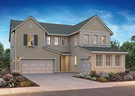 Single Family for Sale at Mountain House - Ashford - Ashford Plan 4 1119 Vecindad Street Mountain House, California 95391 United States