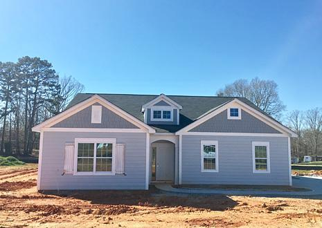 Single Family for Sale at Salina 3715 Lentz Road China Grove, North Carolina 28023 United States