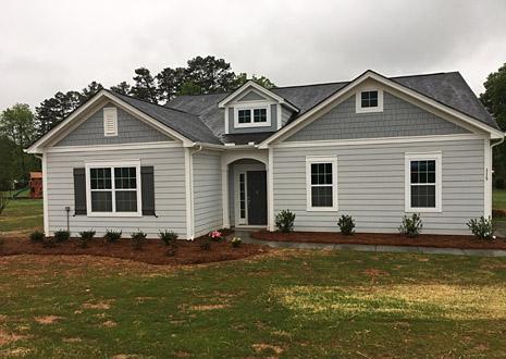 Single Family for Sale at Salina 3715 Lentz Road China Grove, North Carolina 28023 United States