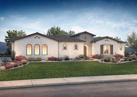 Single Family for Sale at Cantilena - Latitude - 8504 Prominence 9553 W Villa Lindo Dr Peoria, Arizona 85383 United States