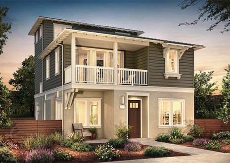 'Single Family' building or community at 'Victory at Bay Meadows San Mateo, California 94403 United States'