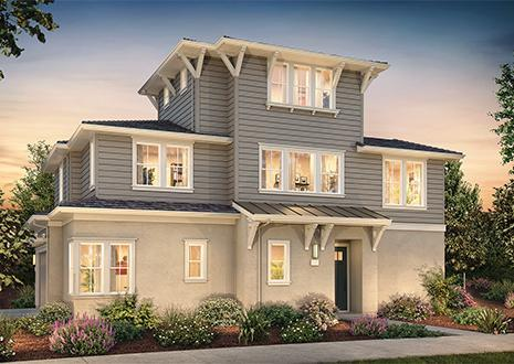 Single Family for Sale at Victory At Bay Meadows - Victory Plan 2 3088 Baze Rd #1-121 San Mateo, California 94403 United States