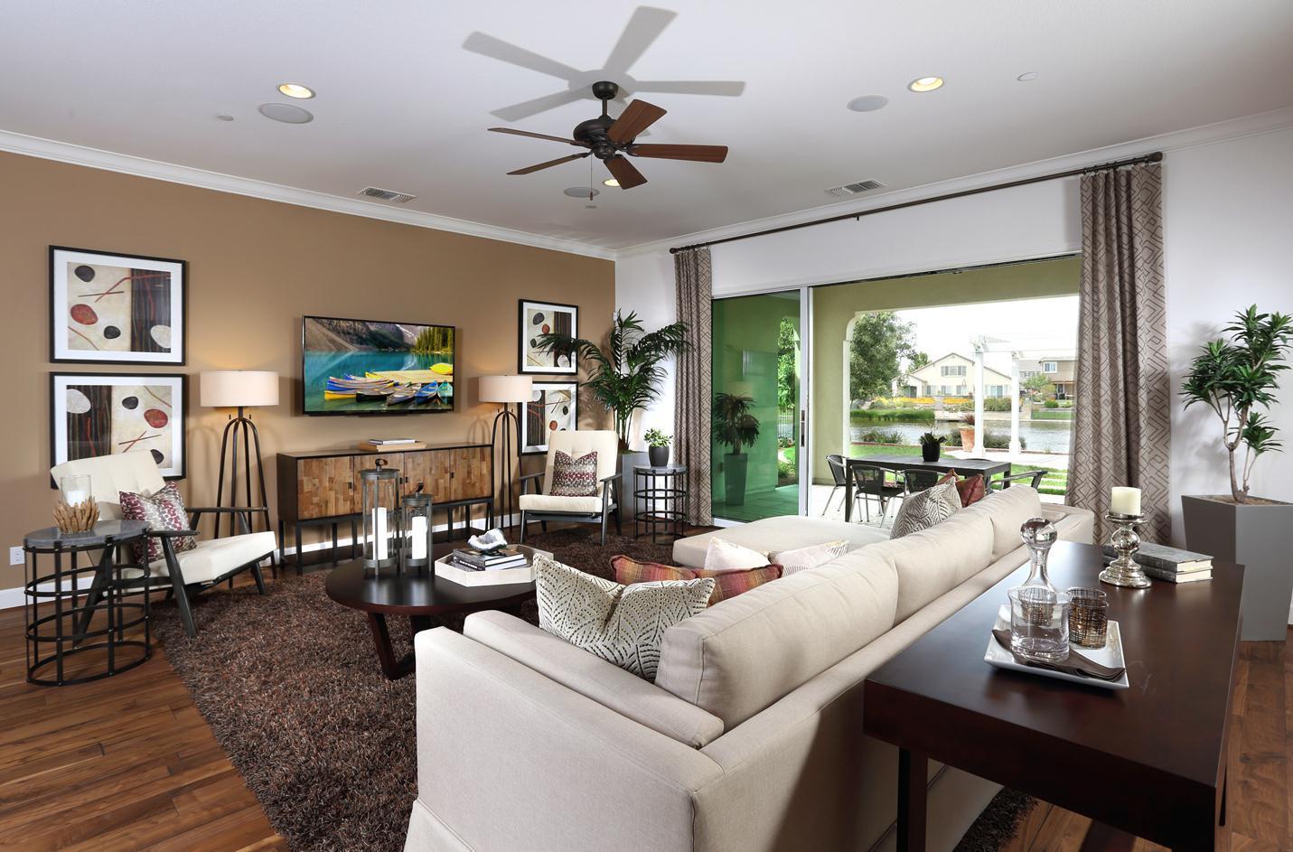 Single Family for Sale at Shoreline Plan 3 2735 Manresa Shore Lane Oakley, California 94561 United States