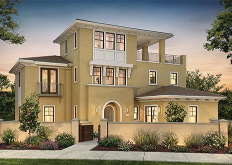 Single Family for Sale at Victory At Bay Meadows - Victory Plan 4 3101 Mena Drive San Mateo, California 94403 United States