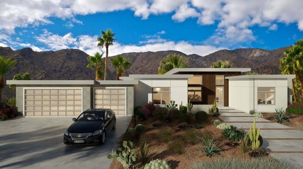 Single Family for Sale at Residence 4 5 Siena Vista Ct Rancho Mirage, California 92270 United States