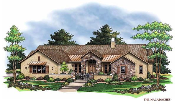 Single Family for Sale at Sierra Classic Custom Homes- Build On Your Lot- Austin - The Nacogdoches 9660 E Hwy 71 Spicewood, Texas 78669 United States