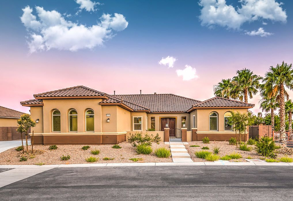 Silver Estates New Homes In Las Vegas Nv By Signature Homes