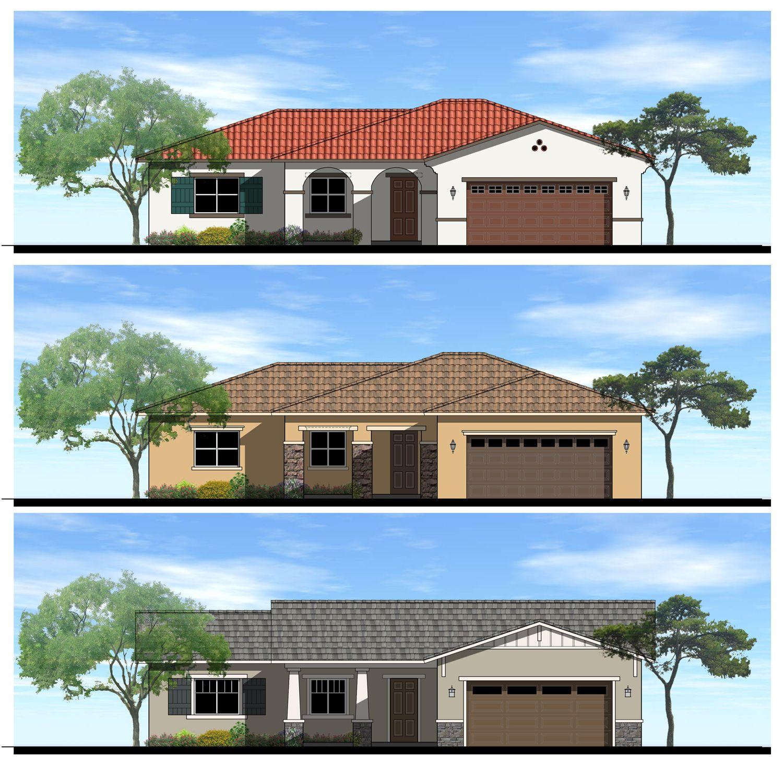 Single Family for Sale at Luz Del Sol - Plan 1 - La Rosa 1648 Constant Trails San Jacinto, California 92582 United States