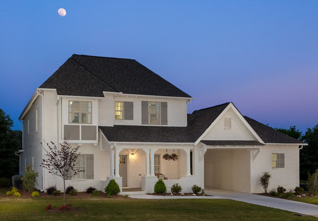 Nature 39 s cove new homes in owens cross roads al by for Home builders in south alabama