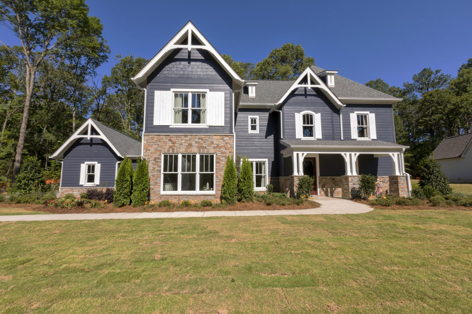 Unifamiliar por un Venta en Winthorpe B1 Basement- Homesite 7 2134 Rains Run Birmingham, Alabama 35242 United States