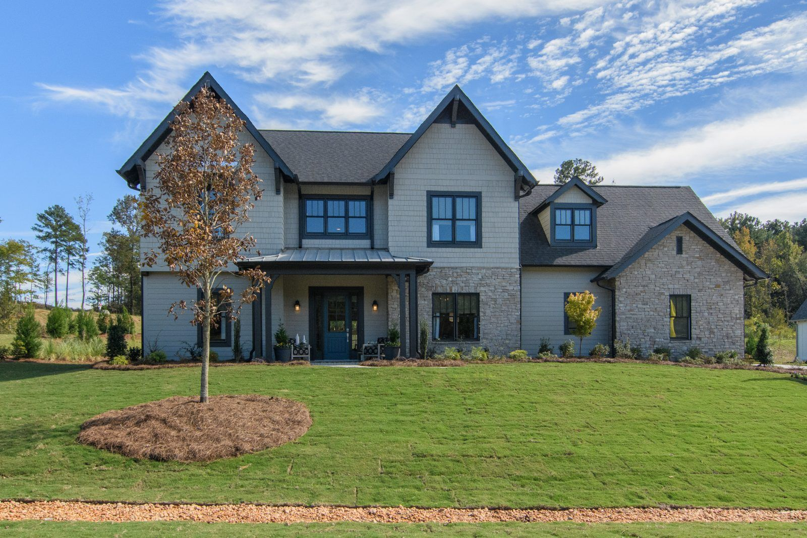 单亲家庭 为 销售 在 Keeneland 2b- Homesite 1038 2348 Blackridge Drive Hoover, Alabama 35244 United States