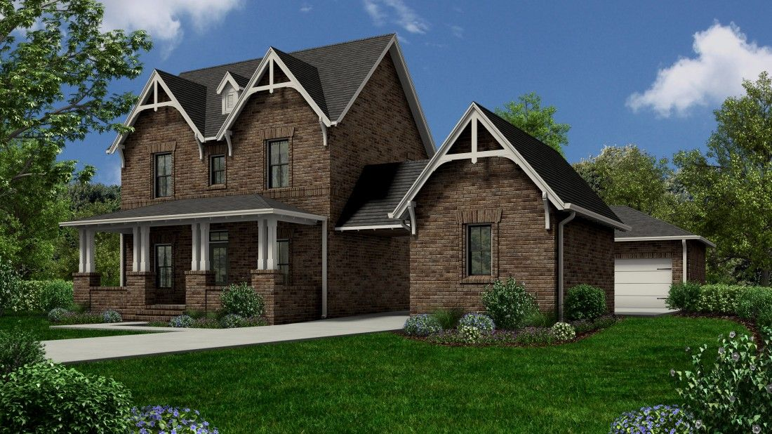 Single Family for Sale at Nature's Cove - The Kirk Farmhouse 2704 Natures Trail Owens Cross Roads, Alabama 35763 United States