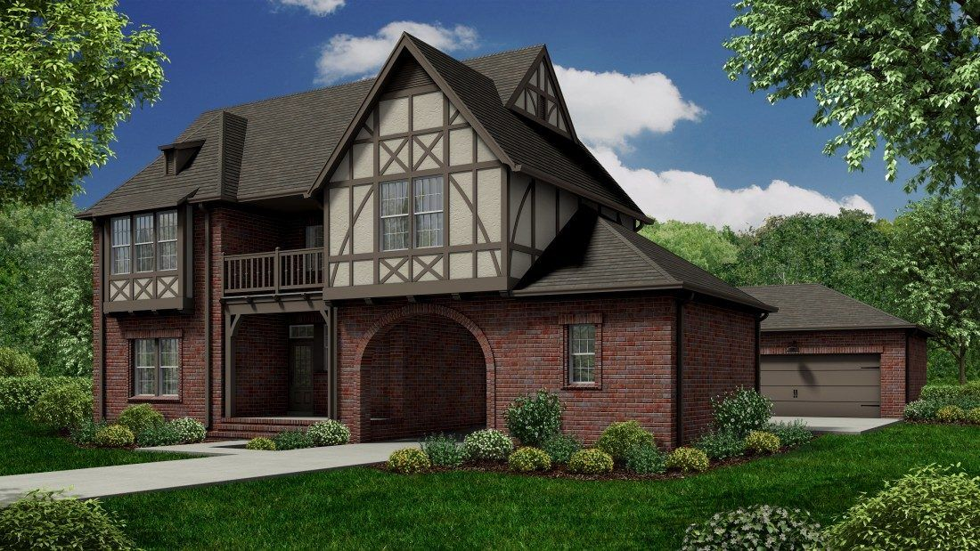 Single Family for Sale at The Preserve At Nature's Cove - Etheridge Old World 2 2704 Natures Trail Owens Cross Roads, Alabama 35763 United States