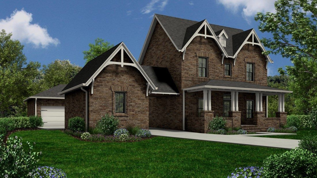 Single Family for Sale at The Preserve At Nature's Cove - Kirk 1 2704 Natures Trail Owens Cross Roads, Alabama 35763 United States