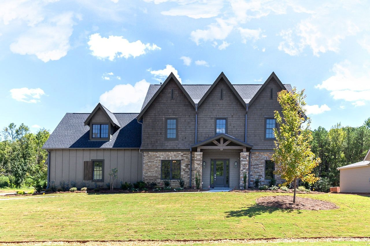 单亲家庭 为 销售 在 Blackridge - Keeneland 2b- Homesite 1038 2300 Blackridge Drive Hoover, Alabama 35244 United States