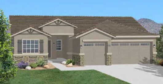 Single Family for Sale at Cypress Point - The Trevino 504 Cypress Point Dr. Dayton, Nevada 89403 United States
