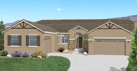 Single Family for Sale at Cypress Point - The Palmer 504 Cypress Point Dr. Dayton, Nevada 89403 United States