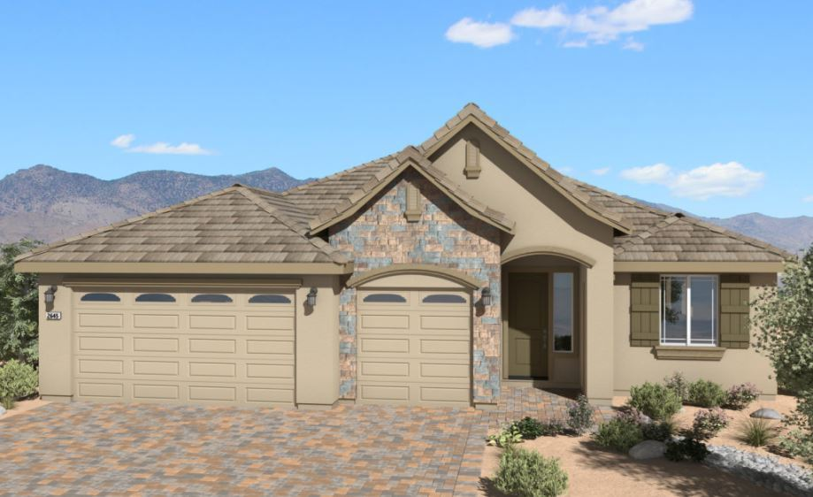 Single Family for Sale at Sky Ridge - Plan 5 1682 Cantinia Drive Sparks, Nevada 89436 United States
