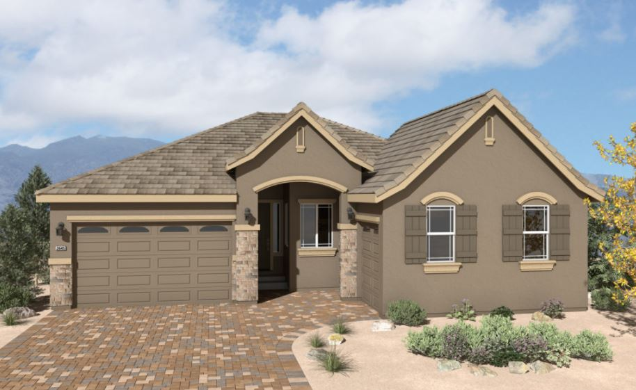 Single Family for Sale at Sky Ridge - Plan 6 1682 Cantinia Drive Sparks, Nevada 89436 United States