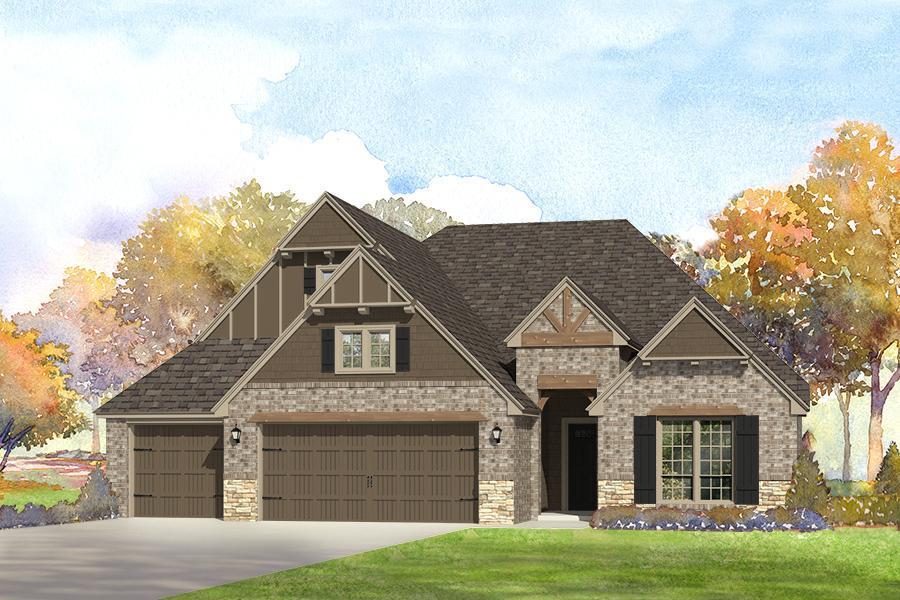 Single Family for Sale at Vintage Oaks - Sullivan 6407 E. 88th St. N. Owasso, Oklahoma 74055 United States