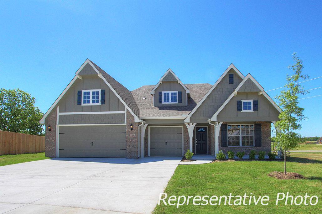 Single Family for Sale at Vintage Oaks - Mason 6407 E. 88th St. N. Owasso, Oklahoma 74055 United States
