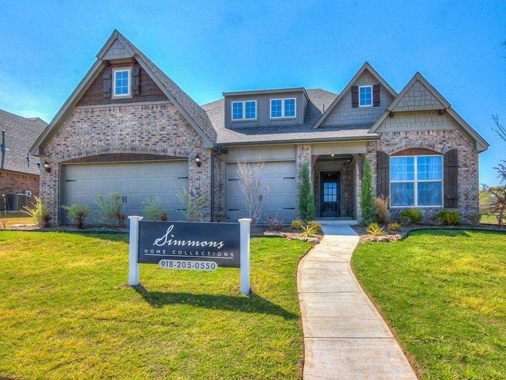 Single Family for Sale at Vintage Oaks - Logan 6407 E. 88th St. N. Owasso, Oklahoma 74055 United States